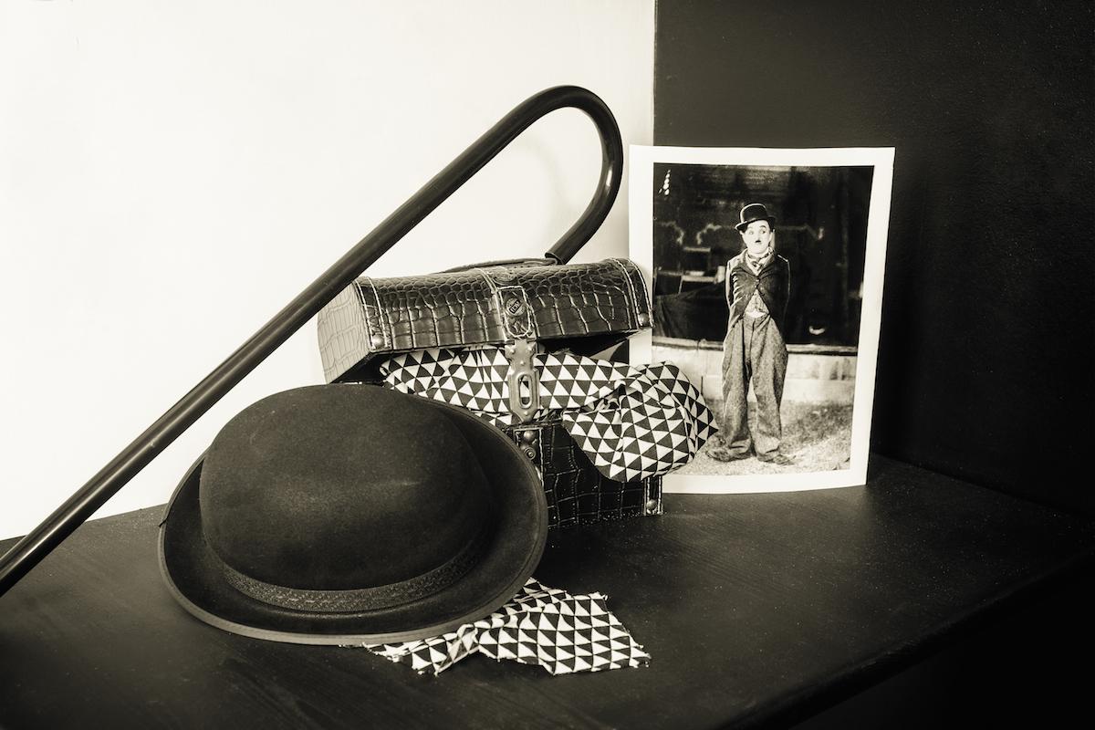 Квест про Чарли Чаплина в Рязани